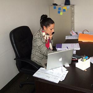 Veronica Vallelonga, avocate ticket et sécurité routière région de Montréal
